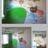 Роспись стен, изготовление витражей, мозаики, Новосибирск