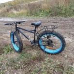 Продам  велосипед-внедорожник, Новосибирск