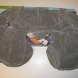 Надувная подушка с флоковым покрытием, Новосибирск