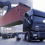 Перевозки ЖД и морских контейнеров от 20 до 40ф. контейнеровозом, Новосибирск