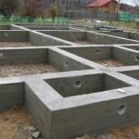 Строительство фундаментов под ключ, Новосибирск