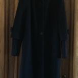 Женское шерстяное пальто, р. 48, Новосибирск