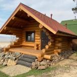 Строительство домов, бань, беседок, веранд. Гарантия 5 лет, Новосибирск