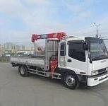Аренда самогрузов 5, 10, 15, тонн негабарит, Новосибирск