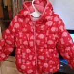 Теплая курточка для девочки, Новосибирск