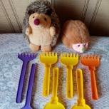 Мягкие игрушки и грабли, Новосибирск