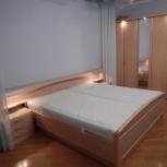 Немецкий спальный гарнитур, Новосибирск