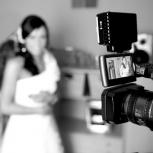 Видеооператор, видеограф на свадьбу, видеомонтаж HD и Full-HD, Новосибирск