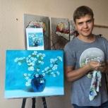 Уроки рисования для взрослых, Новосибирск