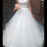 Свадебное платье пудра, Новосибирск