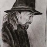 Портрет  по фото, Новосибирск