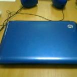 Ноутбук HP Mini 110-4103er B1P17EA (синий), Новосибирск