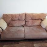 Продам диван + 2 кресла, Новосибирск