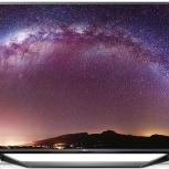 49'' (124см) LG новый телевизор - 4K, 100Гц, Смарт, Новосибирск