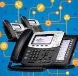 Настройка офисных АТС и IP-телефонии, Новосибирск