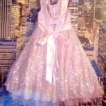 Нарядное платье с пайетками, Новосибирск