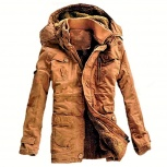 Продам новую мужскую утепленную куртку, Новосибирск