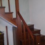 Изготовление деревянных лестниц и дверей., Новосибирск