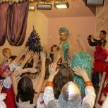 Новогоднее шоу для подростков, Новосибирск