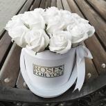 Розы из мыла ручной работы, Новосибирск