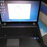 """Игровой 17.3"""" ноутбук HP ProBook, Новосибирск"""