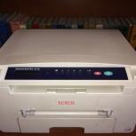 Лазерное мфу (принтер) Xerox WorkCentre 3119 ч/б, Новосибирск