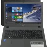 ноутбук Acer E5-573-39HC Intel Core i3-5005U X2, Новосибирск