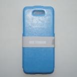 Новый чехол на iPhone 5С (голубой), Новосибирск