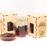 варенье из шишек - вкусный сувенир из Сибири, Новосибирск