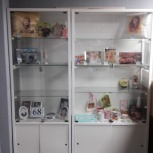Продам витрины 2 штуки, Новосибирск