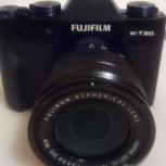 Fujifilm X-T20 body или с объективом, Новосибирск