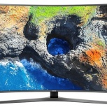 НОВЫЙ 55'' (139см) Samsung UE55MU6650U Edge LED SMART Wi-Fi 100Hz, Новосибирск