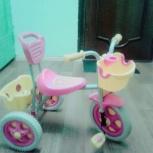 Велосипед детский для девочки, Новосибирск