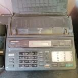 Продам стационарный телефон с факсом, Новосибирск