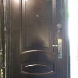 Дверь, металл 0,6мм, заельцовский р-он, Новосибирск