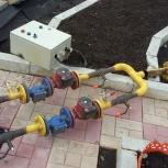 Насосная установка для системы отопления в сборе для частного дома, Новосибирск