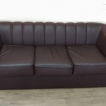 Мягкая мебель БРУКЛИН (диван и 2 кресла) бу, Новосибирск