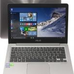 Ноутбук Asus ZenBook UX310UQ-FC518T Intel Core i3-7100U X2, Новосибирск