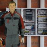 Электрика, электромонтаж, вызов электрика, Новосибирск