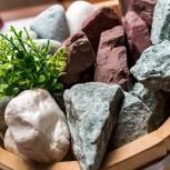 Камень для бани и сауны, Новосибирск