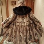 Продам красивую норковую шубку б/у, Новосибирск
