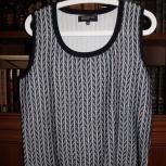 Новая блузка майка Jones New York с амер сайта, Новосибирск