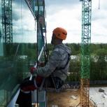 Выполним профессионально любые высотные работы!, Новосибирск