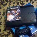 Sony PlayStation 3 Super Slim 500Gb, Новосибирск