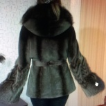 Продам эксклюзивную шубку из бобра, Новосибирск