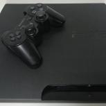 Игровая приставка Sony PS3 160Gb Slim, Новосибирск