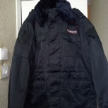 Продам комплект полицейской зимней формы, Новосибирск