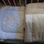 Бортики для детской кроватки, Новосибирск