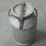 Продам фляги алюминиевые 38 литров. Б/у, Новосибирск