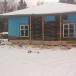 Подъём домов, ремонт фундамента, Новосибирск